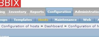 Podłączenie hosta do monitoringu Zabbix