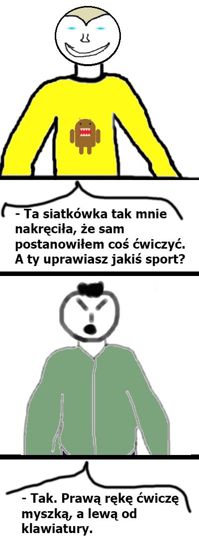 Sport, a informatyka