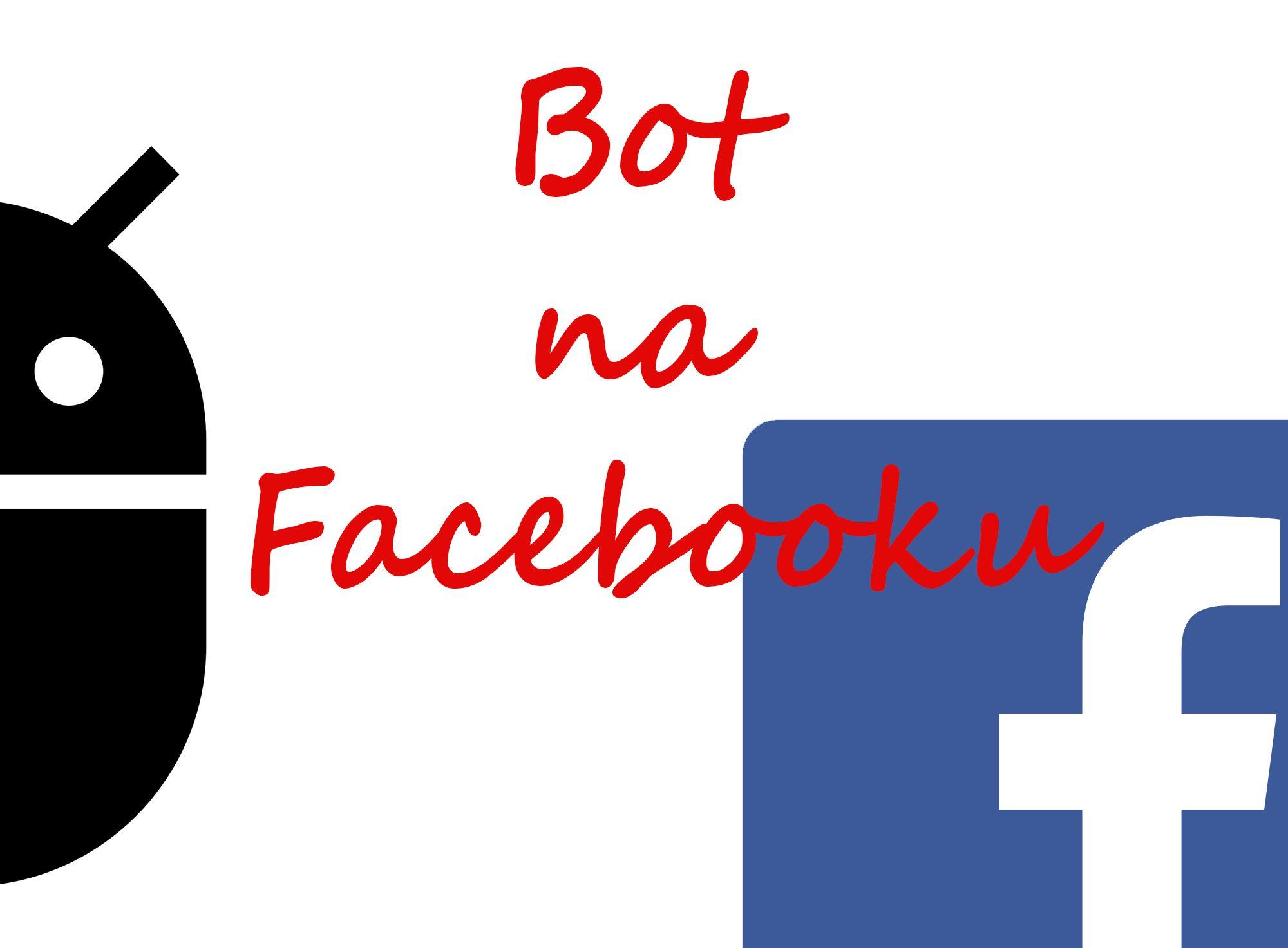 Facebook – Bot na  Fanpage