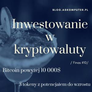 Inwestowanie w kryptowaluty Finas #7