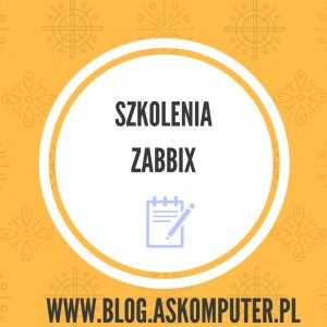 Szkolenie Zabbix
