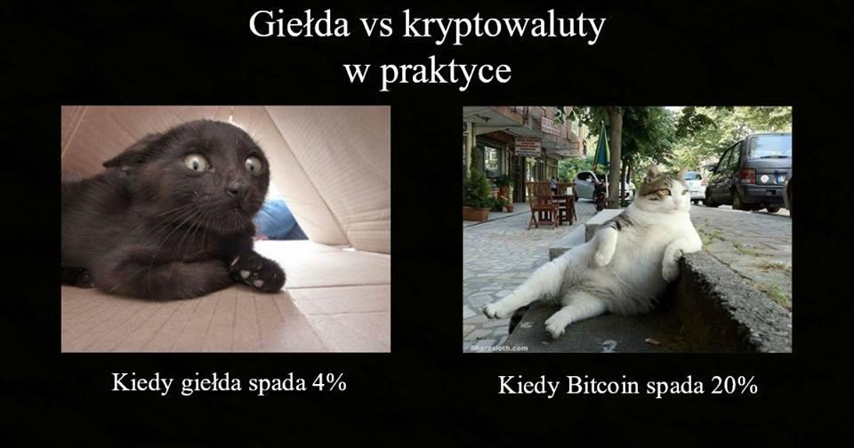 Wirus, który kopie Bitcoin