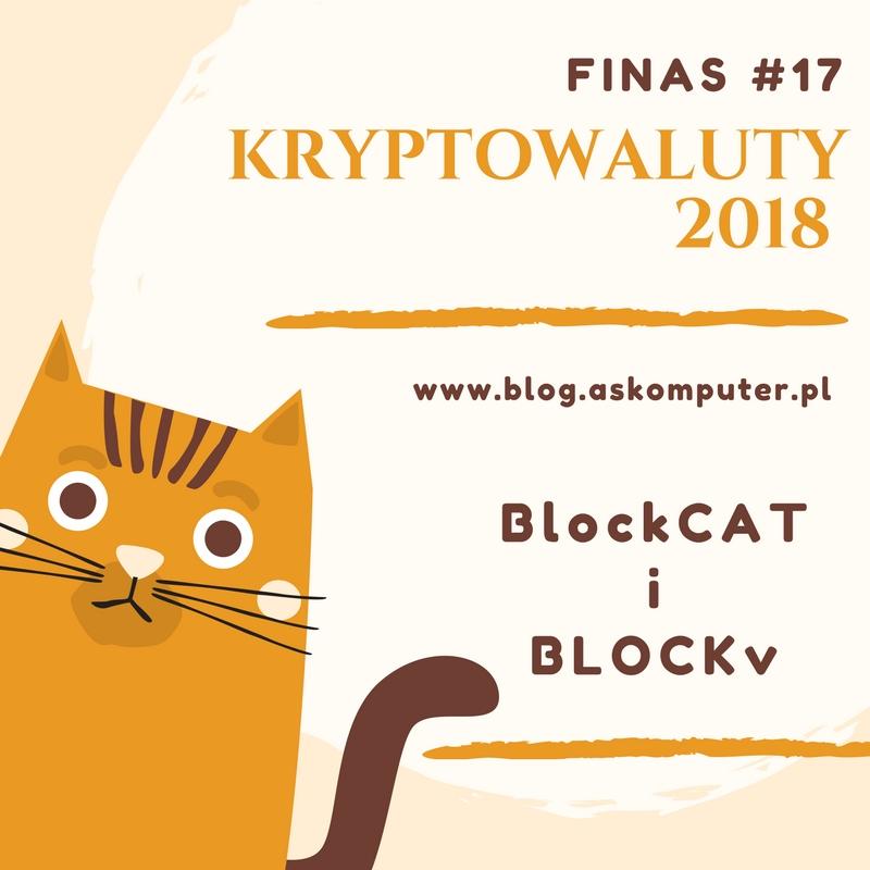 Kryptowaluty 2018 /FINAS #17/