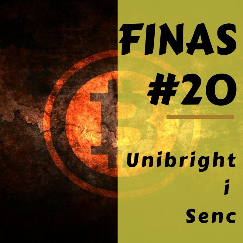 Recenzja ICO Unibright i Sentinel Chain  /FINAS #20/