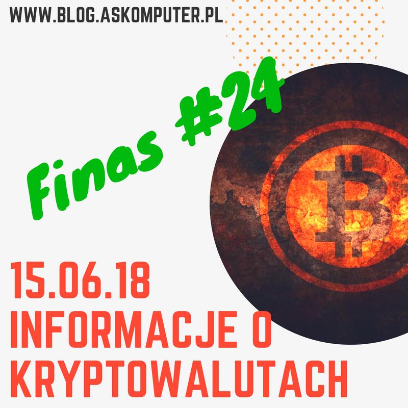 Informacje o kryptowalutach