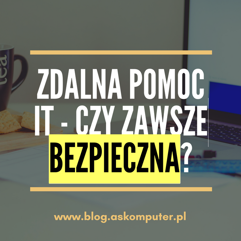 Zdalna Pomoc IT