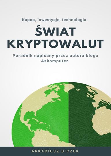 Książka o kryptowalutach