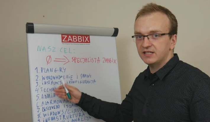 Kurs Zabbix