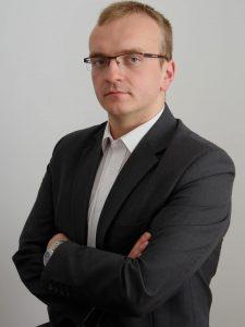 Arkadiusz Siczek - Współzałożyciel WBT-IT oraz autor bloga ASKomputer.