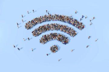 Sieć-Wi-Fi w firmie