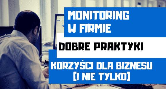 Monitorowanie systemów informatycznych