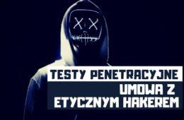 Umowa na test penetracyjny