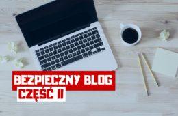 bezpieczeństwo bloga