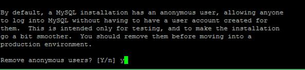 instalacja MySQL