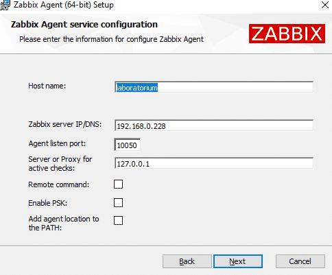 monitoring Windows