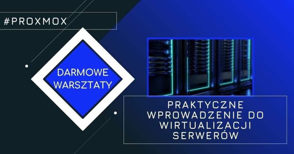 warsztaty Proxmox