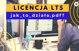 licencja LTS